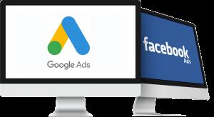Campagne Google Ads e Facebook Ads