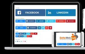Social Media Marketing su PC e Smarphone, Responsive